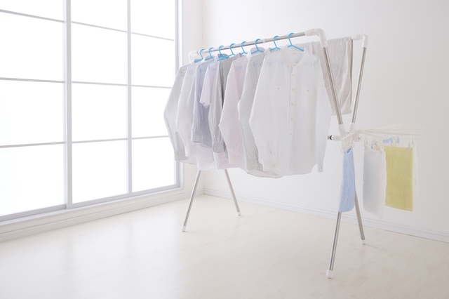 雨続きでも、洗濯物をカラッと乾かすには?