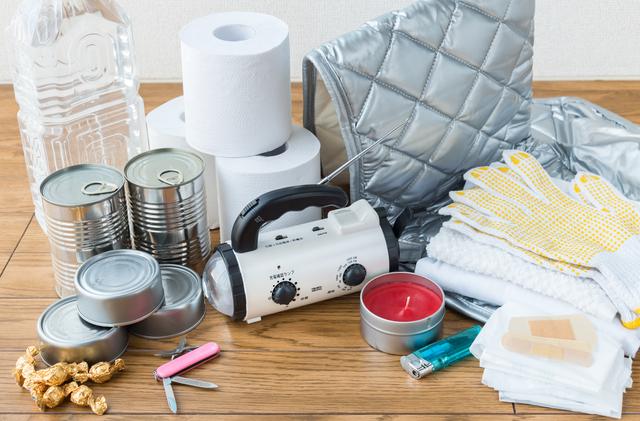 備蓄品などの保管場所として、カーポートの活用も考えませんか?