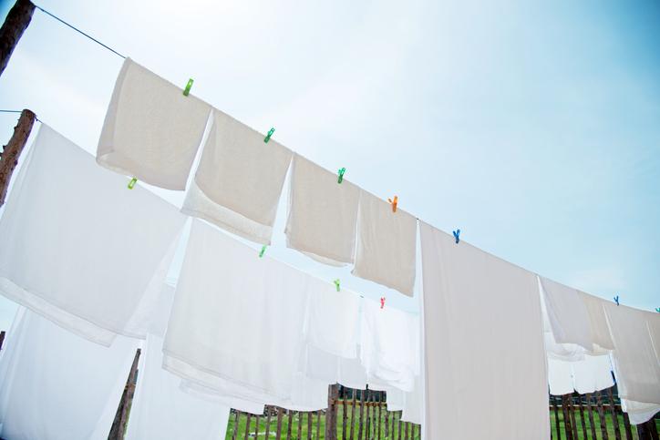 洗濯物をストレス無く乾かす!物干し場の工夫で洗濯が格段にラクに