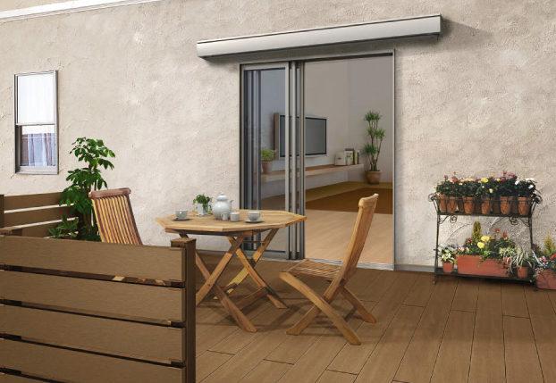 二世帯住宅の新生活、ウッドデッキの活用から考えてみませんか?