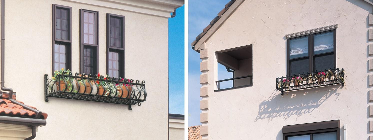 外壁リフォームの時に取り付けたいウォールアクセサリーで、家の外観がおしゃれに変身!