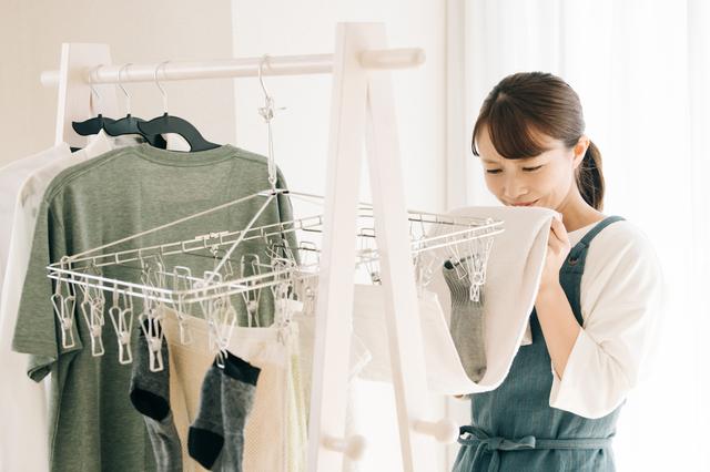 雨の日の洗濯物干しにカーポートが使える!上手な使い方と注意しておきたいポイント