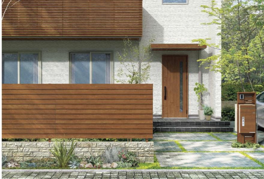 【建築設計士が考える】「隣地境界」と「道路沿い」の目隠しフェンス、プランの考え方や工夫