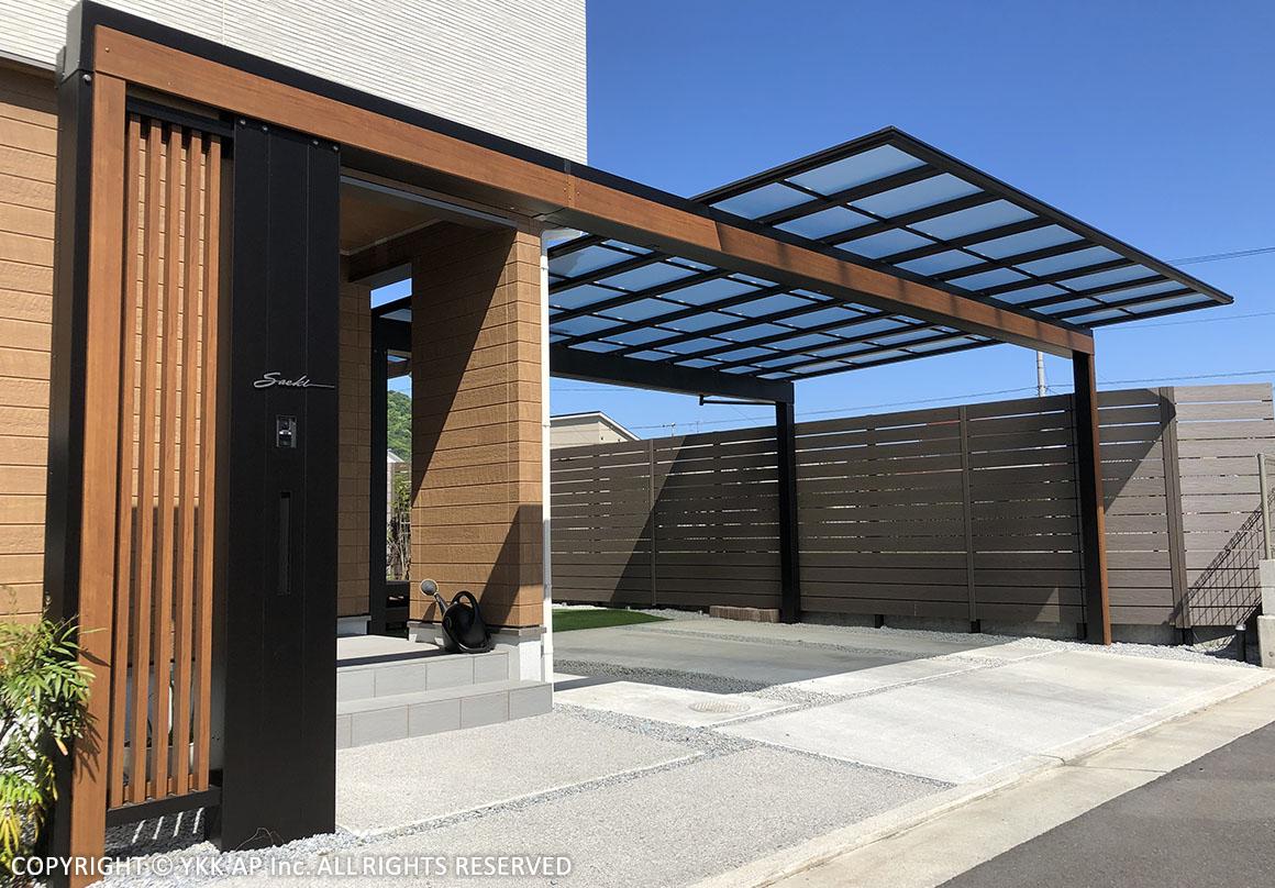 おしゃれなカーポートの施工例をセレクト!新築やリフォームの参考にしたい事例集