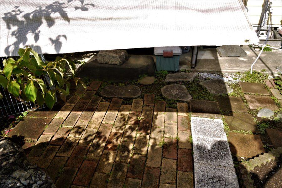 「布」を使った庭の目隠し。そのメリットと失敗しないポイントは?