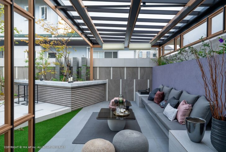 おしゃれな庭やテラスの施工例をセレクト!新築やリフォームの参考にしたい事例集